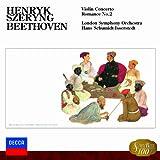 ベートーヴェン:ヴァイオリン協奏曲 画像