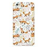 iPhone6S iPhone6 ハード ケース カバー アニマル柄 mod11 アニマル イヌ ウサギ キツネ クマ ゾウ ネコ パンダ ペガサス 動物 動物柄 恐竜 犬 猫