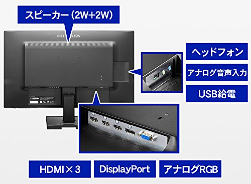 IODATA(アイ・オー・データ)『EX-LD4K431DB』