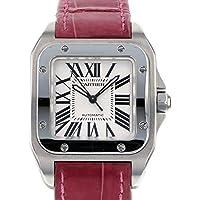 カルティエ Cartier サントス 100 MM W20106X8 中古 腕時計 レディ-ス