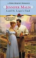 Lord St. Leger's Find (Zebra Regency Romance)