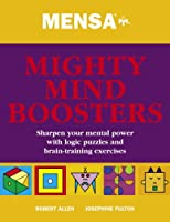 Mensa Mighty Mind Boosters