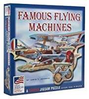 Famous Flying Machines 650 Pc. Puzzle
