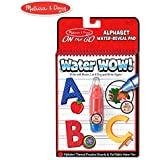 Melissa & Doug On The Go Water Wow! Reusable Water-Reveal Activity Pad - Alphabet