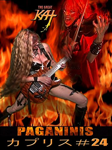 The Great Kat - Paganinis カプリス#24