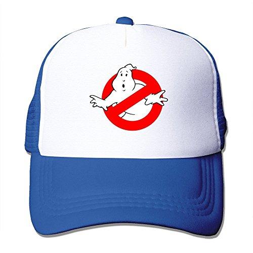 Personalizedゴースト野球ロゴ帽子レッド