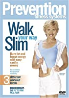 Prevention Magazine: Walk Your Way Slim [DVD]