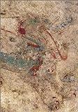 国宝 高松塚古墳壁画 画像
