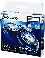 Philips Norelco HQ8 シェービングは、3頭のヘッド [並行輸入品]
