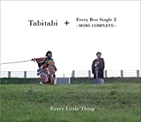 TABITABI EVERY BEST SINGLE 2 MORE COMOLETE(6CD+2DVD) by Every Little Thing (2015-09-23)