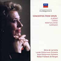 Concertos From Spain (2005-08-16)
