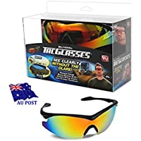 Bell + Howell Tac Glasses Military Polariized Sunglasses Glare Enhance Color HOT