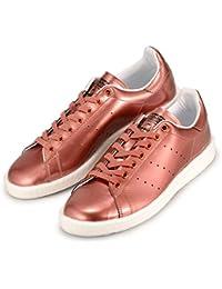 【アディダス】 adidas STAN SMITH BOOST BB0107 COPPMT/COPPMT/FTWWHT スタンスミス ブースト ピンク 【並行輸入品】