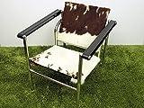 【一点物】 Le Corbusier (ル・コルビジェ) LC1 Sling Chair (スリングチェアー) / カウスキン(G)