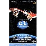 E.T.【デジタルニューマスターTHX版】【字幕ワイド版】 [VHS]