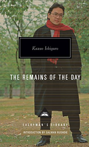 Everyman's Library Kazuo Ishiguro 『The Remains of the Day』