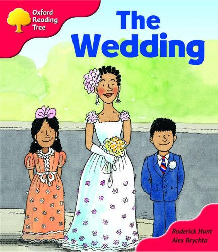 Oxford Reading Tree: Stage 4: More Storybooks: The Wedding. Wedding, Pack A. (Lernmaterialien)の詳細を見る