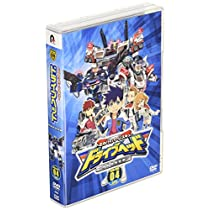 トミカハイパーレスキュー ドライブヘッド 機動救急警察 DVD-BOX4