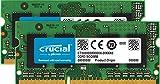 Crucial [Micron製] DDR3L ノートPC用メモリー 4GB x2 ( 1600MT/s / PC3-12800 / CL11 / 204pin / 1.35V/1.5V / SODIMM ) 永久保証 CT2KIT51264BF160B