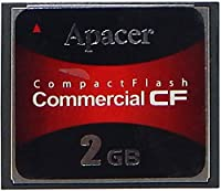 Apacer 2GBコンパクトフラッシュCommercial CF 81–2h010–4b12C