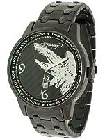 [エド・ハーディー]Ed Hardy 腕時計 エド・ハーディー Ed Hardy STELLAR2 ST2-BK メンズ ST2-BK メンズ 【正規輸入品】