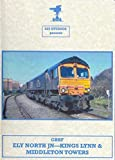 Ely North Junction, Kings Lynn & Middleton Towers Cab Ride Dvd - Class 66 (GBRf Railways)