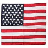 Best ROTHCOバンダナ - ROTHCO ロスコ BANDANA US FLAG 68cm×68cm バンダナ 2777 Review