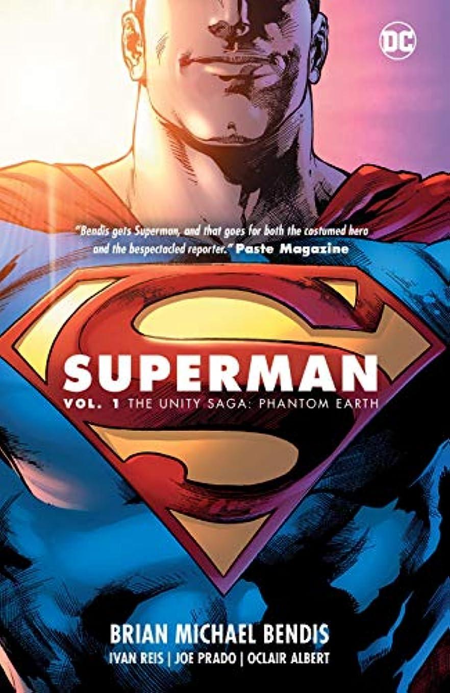 Superman (2018-) Vol. 1: The Unity Saga: Phantom Earth (English Edition)