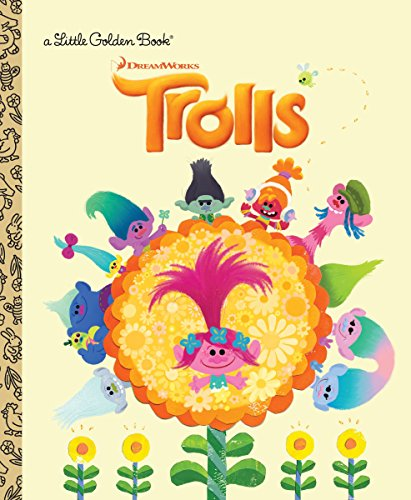 Download Trolls Little Golden Book (DreamWorks Trolls) (English Edition) B01BRFLLCW