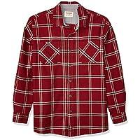 Wrangler Authentics Men's Long-Sleeve Flannel