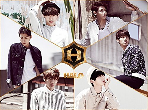 1stシングル - 38℃ (韓国盤)