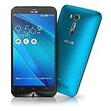 ASUS TeK ZB551KL-BL16 Zenfone Go (Qualcomm Snapdragon 400 1.4GHz/2GBメモリ/ストレージ16GB) ブルー