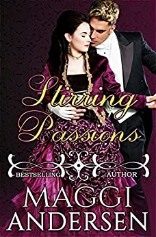 Stirring Passions by [Andersen, Maggi]