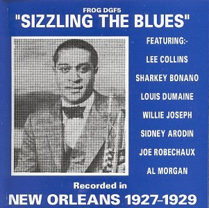 Sizzling the Blues