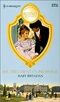 Mr. Trelawney'S Proposal (Readers Choice)