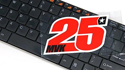 MotoGP 25 Maverick Viñales Ruiz マーベリック ビニャーレス ステッカー デカール セット 3サイズ3枚セット [並行輸入品]