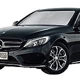 Vehemo 車用遮光サンシェード 車用日よけ サンシェード 遮光フロントシェード 簡単取付 高品質 サンシェード UVカット 紫外線カット 全窓カバー 6点セット