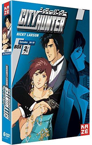 City Hunter - Nicky Larson - Coffret DVD 2/4