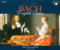 J.S.バッハ:イギリス組曲全集 (Bach: English Suites)