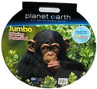 Planet Earth Jumbo Color Monkey