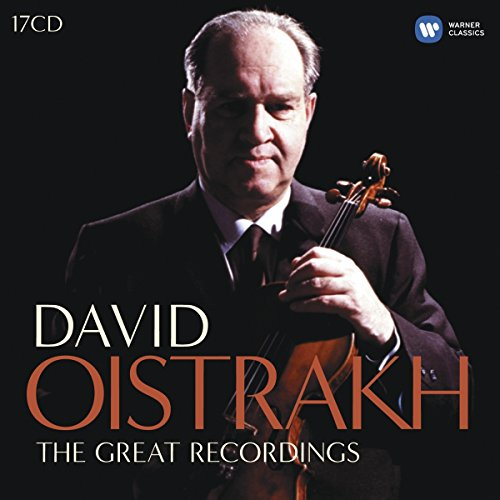 David Oistrakh The Great Recordings