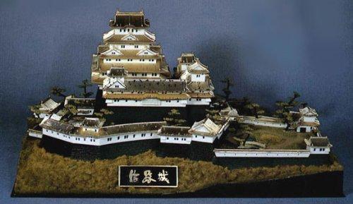 1/380 DXゴールド城 姫路城