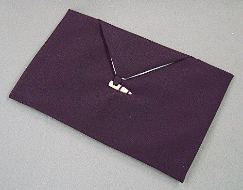 [해외]경조사 양용 대인가 후쿠 보라색 시룻쿠 박스 장례식 제사 부의 결혼식 어 축의금 不祝儀 손질 간단 후쿠 후쿠/Congratulation · · · · · · · · · · · · Fukusa purple silk boxed funeral act Bonfun kaoru wedding ceremonial blessin...