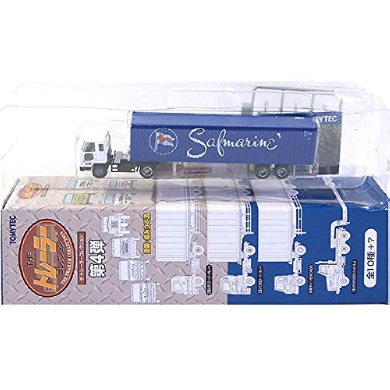 【8】 トミーテック 1/150 ザ?トレーラーコレクション 第4弾 日産ディーゼルC800+サフマリン 40ftドライコンテナ 単品
