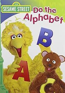 Sesame Street - Do the Alphabet [DVD] [Import]