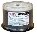業務用 PLEXDISC DVD-R 耐水/光沢写真画質 ワイドプリンタブル 16倍速 4.7GB 50枚 (50枚スピンドル×1) (PLX-DR16LD50) 高品質 オフィスプロ オリジナル限定品