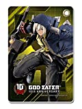 GOD EATER展 10th Anniversary レザーパスケース デザイン02(ソーマ)