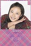 クリアファイル付 (卓上)AKB48 西山怜那 カレンダー 2015年