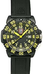 [ルミノックス]LUMINOX 腕時計 ネイビーシールズ カラーマーク シリーズ 3055 メンズ [正規輸入品]