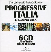 Vol. 5-Progressive Italia: Gli Anni 70
